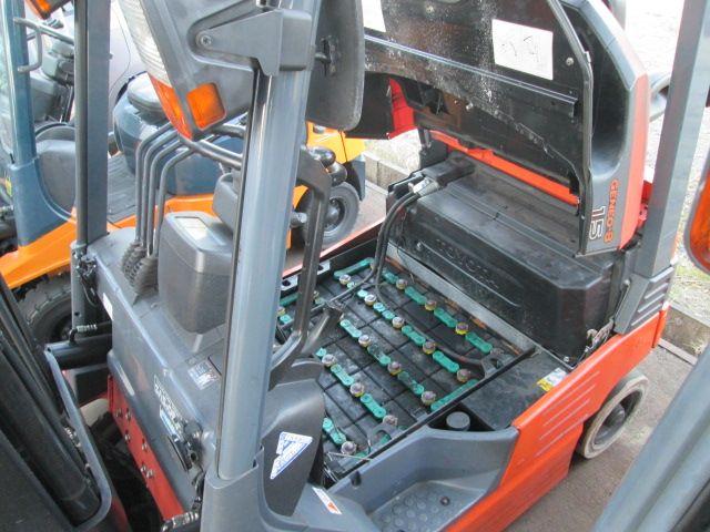 バッテリー カウンター式 7FB15